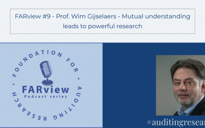 FARview #9 with Prof. Wim Gijselaers