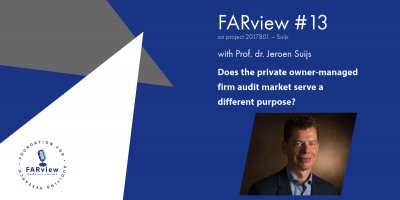 FARview #13 with professor Jeroen Suijs (podcast in Dutch)
